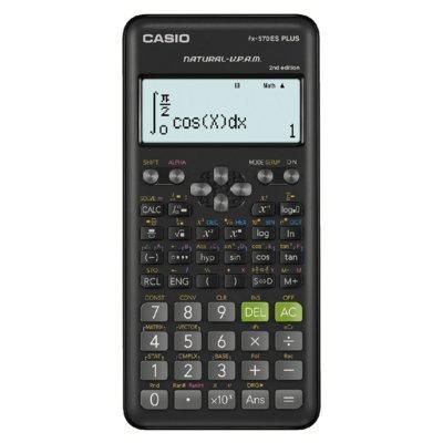 Kalkulator CASIO FX-570ES Plus 2nd Edition