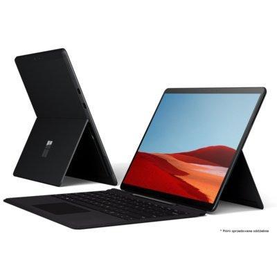Laptop/Tablet 2w1 MICROSOFT Surface Pro X SQ1/8GB/128GB SSD/INT/Win10H Czarny + klawiatura Surface Pro X Keyboard Czarny