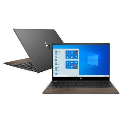 Laptop HP Envy 13-aq1002nw FHD i7-1065G7/8GB/512GB SSD/INT/Win10H Czarny