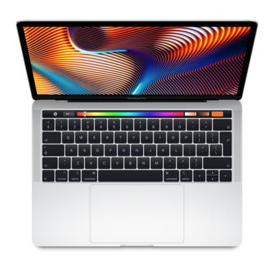 Laptop APPLE MacBook Pro 13.3 i5 2GHz/16GB/1TB SSD/Iris Plus/macOS Srebrny MWP82ZE/A