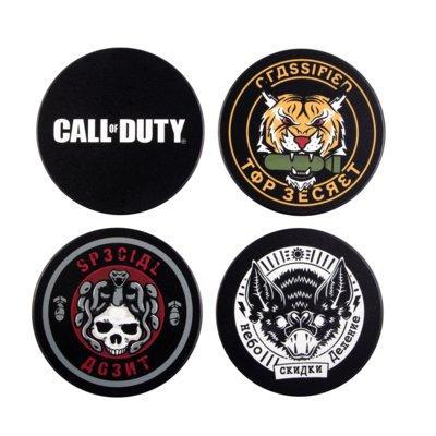 Zestaw podkładek KOCH MEDIA Call of Duty: Cold War Badges
