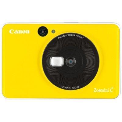 Produkt z outletu: Aparat natychmiastowy CANON Zoemini C Żółty