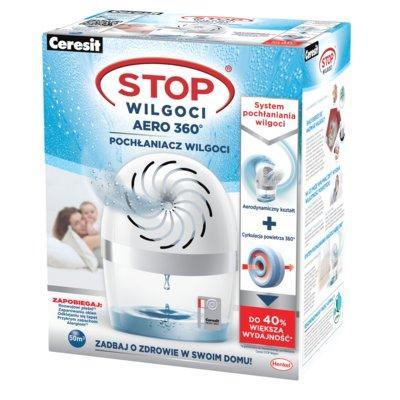 Produkt z outletu: Pochłaniacz METYLAN Stop Wilgoci Pochłaniacz wilgoci MACH3 450 g