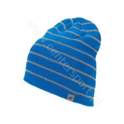 Juniorska czapka zimowa 4f z19jcam005