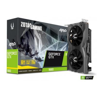 ZOTAC GeForce GAMING GTX 1660 AMP 6GB GDDR5 192BIT HDMI/3DP >> ZAMÓW DO DOMU > RATY DO 20X0% > SUPER PROMOCJE > SPRAWDŹ W NEONET