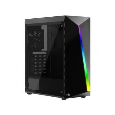 AEROCOOL SHARD PGS USB 3.0 Czarny RGB >> BEZPIECZNE ZAKUPY Z DOSTAWĄ DO DOMU > TYSIĄCE PRODUKTÓW W PROMOCYJNYCH CENACH > SPRAWDŹ!