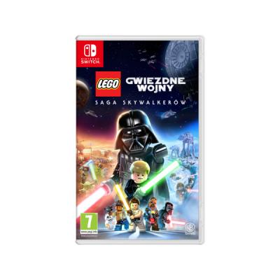 TT GAMES LEGO Gwiezdne Wojny: Saga Skywalkerów Nintendo Switch >> ZAMÓW DO DOMU > RATY DO 20X0% > SUPER PROMOCJE > SPRAWDŹ W NEONET