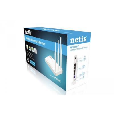 NETIS Router DSL WiFi G/N300 + LANx4 WF2409E >> ZAMÓW DO DOMU > RATY DO 20X0% > SUPER PROMOCJE > SPRAWDŹ W NEONET