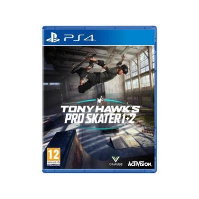VICARIOUS VISIONS Tony Hawk's Pro Skater 1 + 2 Playstation 4