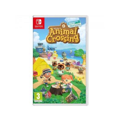 NINTENDO Animal Crossing: New Horizons Switch >> ZAMÓW DO DOMU > RATY DO 20X0% > SUPER PROMOCJE > SPRAWDŹ W NEONET