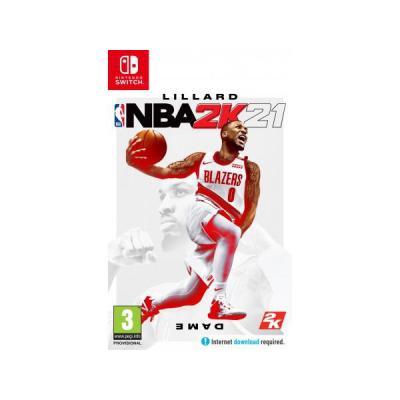 VISUAL CONCEPTS NBA 2K21 Nintendo Switch >> ZAMÓW DO DOMU > RATY DO 20X0% > SUPER PROMOCJE > SPRAWDŹ W NEONET