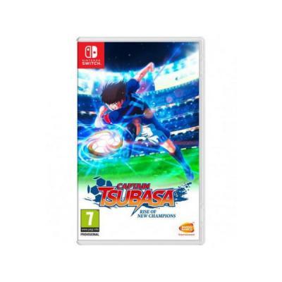 BANDAI NAMCO Captain Tsubasa - Rise of new Champions Nintendo Switch >> ZAMÓW DO DOMU > RATY DO 20X0% > SUPER PROMOCJE > SPRAWDŹ W NEONET