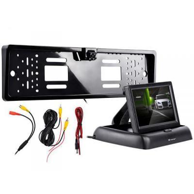 Zestaw cofania kamera z monitorem RVIEW S1