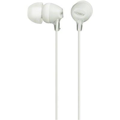 Słuchawki SONY MDREX15LPW.AE