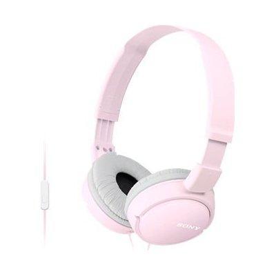 Słuchawki SONY MDR-ZX110AP Android Różowy