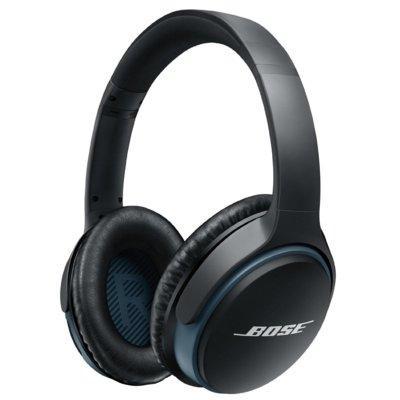 Zestaw słuchawkowy BOSE SoundLink around-ear II Czarny