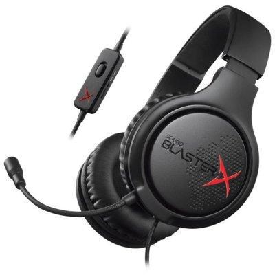 Zestaw słuchawkowy CREATIVE Sound BlasterX H3