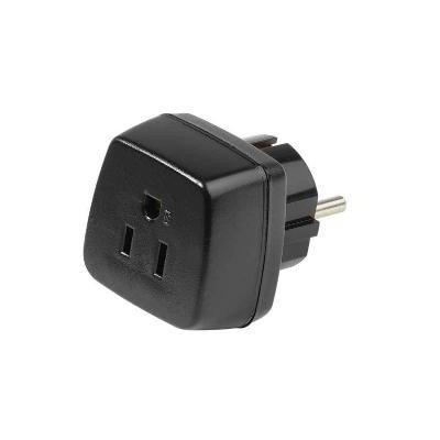 Elektryczny adapter podróżny VIVANCO POL Wt -> USA Gn