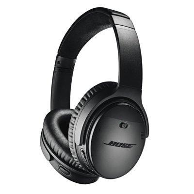 Słuchawki bezprzewodowe BOSE QuietComfort 35 II Czarny