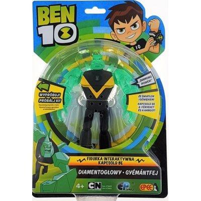 Figurka EPEE Ben 10 Figurka deluxe 15 cm Diamentogłowy