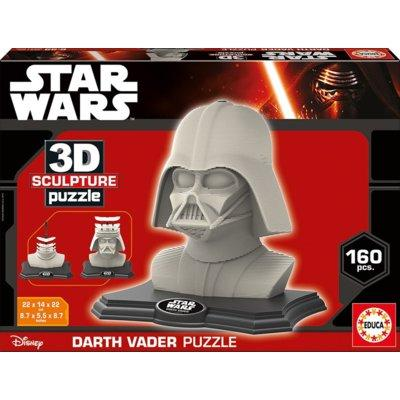 Puzzle EDUCA 3D Rzeźba Vader