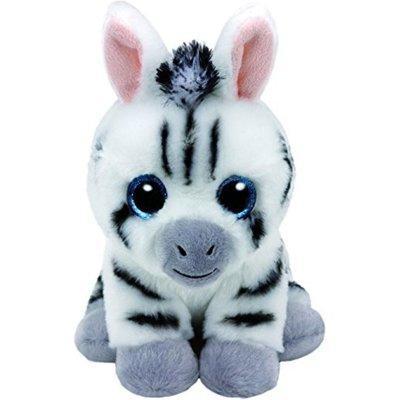 Maskotka TY INC Beanie Babies Stripes - Zebra 15 cm 41198