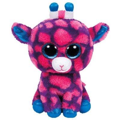 Maskotka TY INC Beanie Boos Sky High - Różowa Żyrafa 15 cm 36178