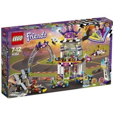 Klocki LEGO Friends 41352 Dzień wielkiego wyścigu