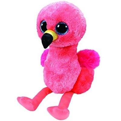 Maskotka TY INC Beanie Boos Gilda - Różowe flamingo 24cm 37262