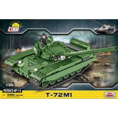 Klocki COBI 2615 T-72 M1 Radziecki czołg podstawowy