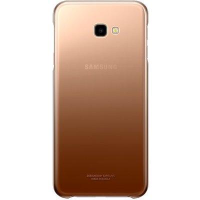 Etui SAMSUNG Gradation do Galaxy J4+ Złoty EF-AJ415CFEGWW