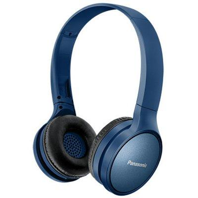 Słuchawki bezprzewodowe PANASONIC RP-HF410BE-A Niebieski