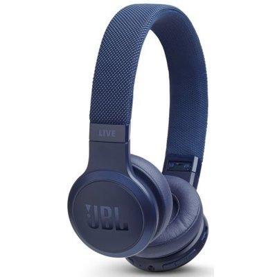 Słuchawki bezprzewodowe JBL Live 400BT Niebieski