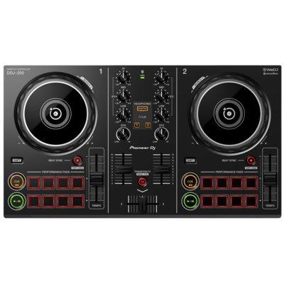 Kontroler DJ PIONEER DDJ-200