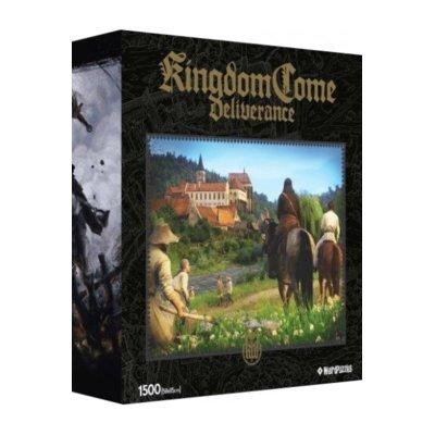 Puzzle Kingdome Come Deliverance Zamek