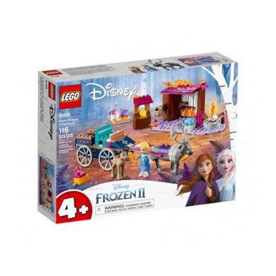 Klocki LEGO Disney - Wyprawa Elsy (41166)