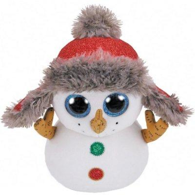 Maskotka TY INC Beanie Boos Buttons - Bałwanek 24cm 36410