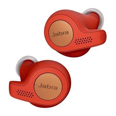 Słuchawki Bluetooth JABRA Elite Active 65t Miedziano-czerwony