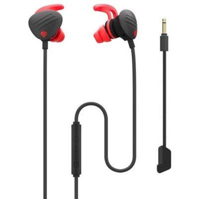 Słuchawki GENESIS Oxygen 400 Czarny