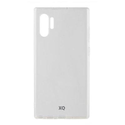Etui na smartfon XQISIT Flex Case do Samsung Galaxy Note 10+ Bezbarwny 37050