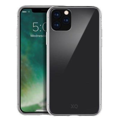 Etui na smartfon XQISIT Phantom do Apple iPhone 11 Pro Przezroczysty 36721