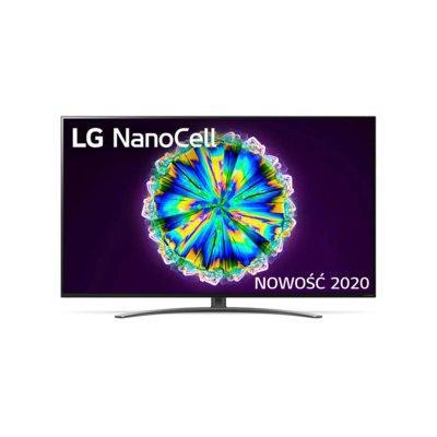 Telewizor LG 65NANO863NA. Klasa energetyczna A+