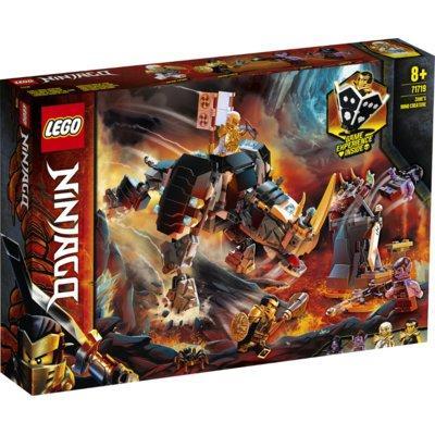 Klocki LEGO Ninjago - Rogaty stwór Zane'a 71719