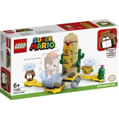 Klocki LEGO Super Mario - Pustynny Pokey zestaw rozszerzający 71363