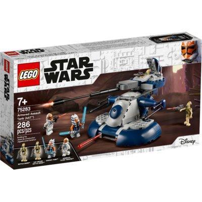 Klocki LEGO Star Wars - Czołg opancerzony (AAT) 75283