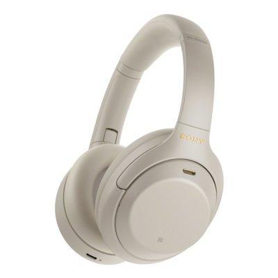 Słuchawki SONY WH-1000XM4 Srebrny