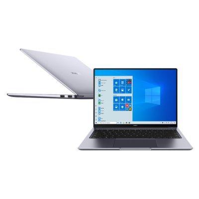 Laptop HUAWEI MateBook 14 (2020) Ryzen 5 4600H/16GB/512GB SSD/Win10H Szary