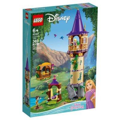 Klocki LEGO Disney Princess - Wieża Roszpunki (43187)