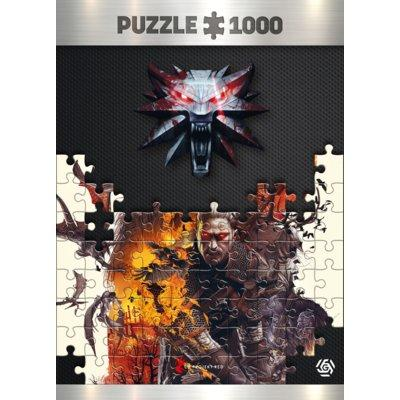 Puzzle GOOD LOOT The Witcher (Wiedźmin): Monsters puzzles 1000