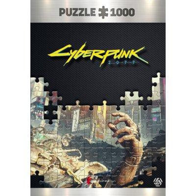 Puzzle GOOD LOOT Cyberpunk 2077: Hand puzzles 1000